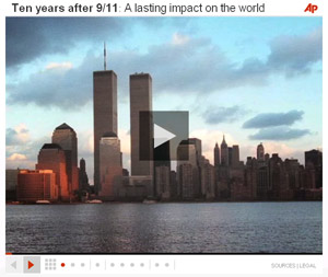 9/11 ten years after: a lasting impact