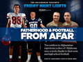 FNL: Fatherhood &amp; Football from Afar