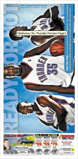 2009 OKC Thunder Preview from The Oklahoman/NewsOK.com