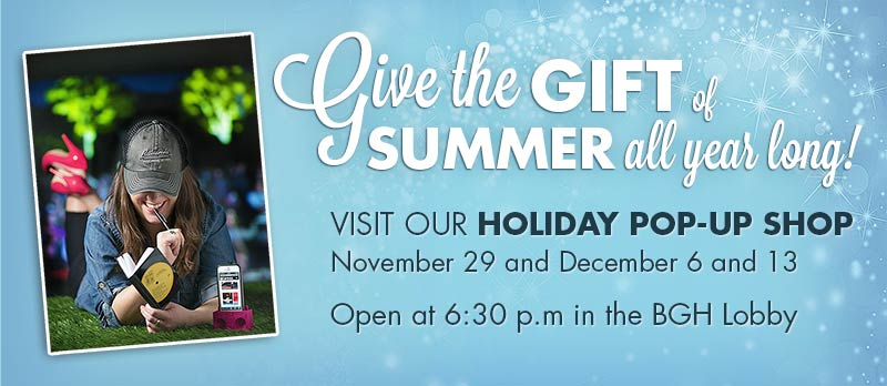 Ravinia Gifts Holiday Pop-up Shop