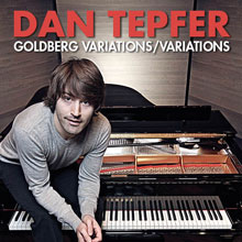 Dan Tepfer Goldberg Varaiations