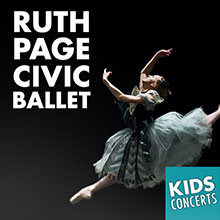 Ruth Page Civic Ballet