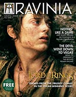 Lord of Rings Magazine cover