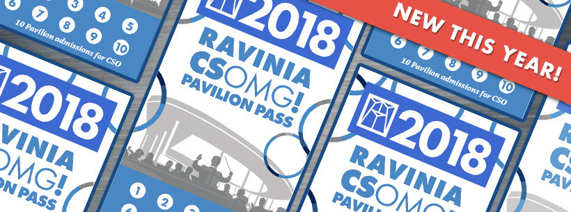 Ravinia Classical Grass Pass