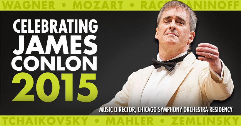 Celebrating James Conlon 2015