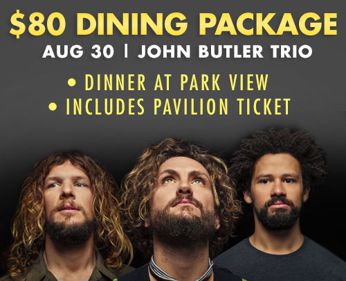 John butler trio dining deal