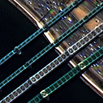 KOMPSAT-3 Satellite Image Hangang Bridge Seoul