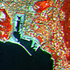 Sentinel-2A Satellite Image French Riviera