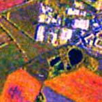 TerraSAR-X Radar Satellite Image