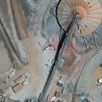 WorldView-3 Satellite Image Kalgoorlie Mine Australia