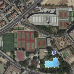 WorldView-3 Satellite Image Madrid Spain