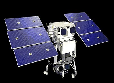WorldView-1 Satellite Sensor