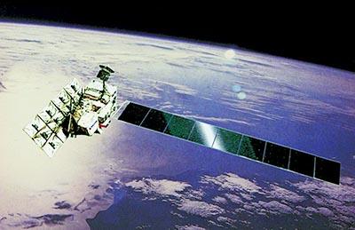 ALOS Satellite Sensor (2.5m)