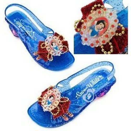 Winter Toys 10 And Up : Disney princess snow white light up shoes size toy
