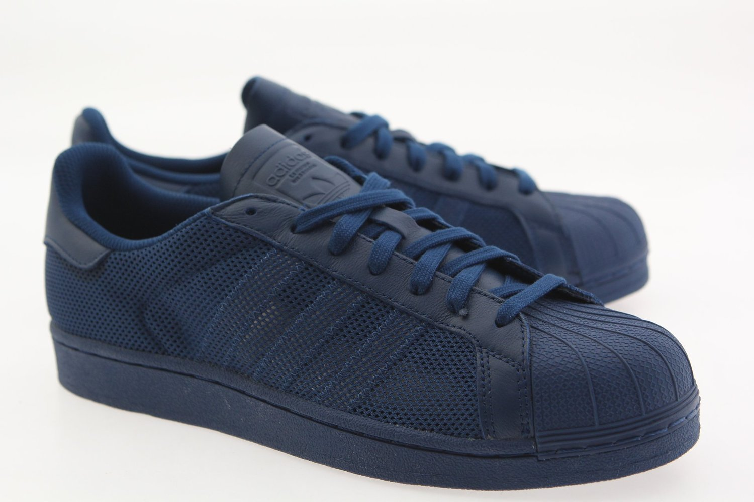 Adidas-Mens-Superstar-Triple-Sneakers-Navy-BB3695