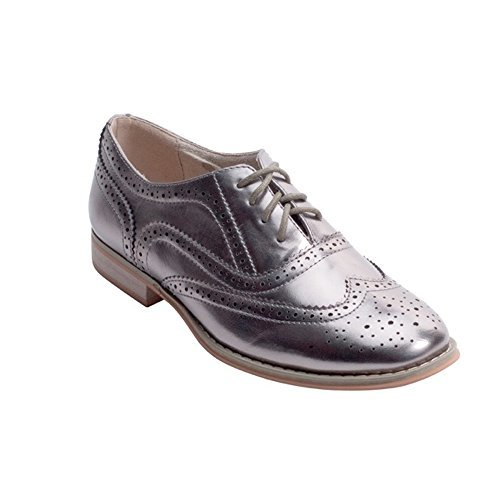 Wanted Babe Oxford Shoes Blue Multi