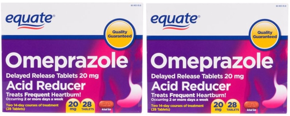 What is omeprazole good for