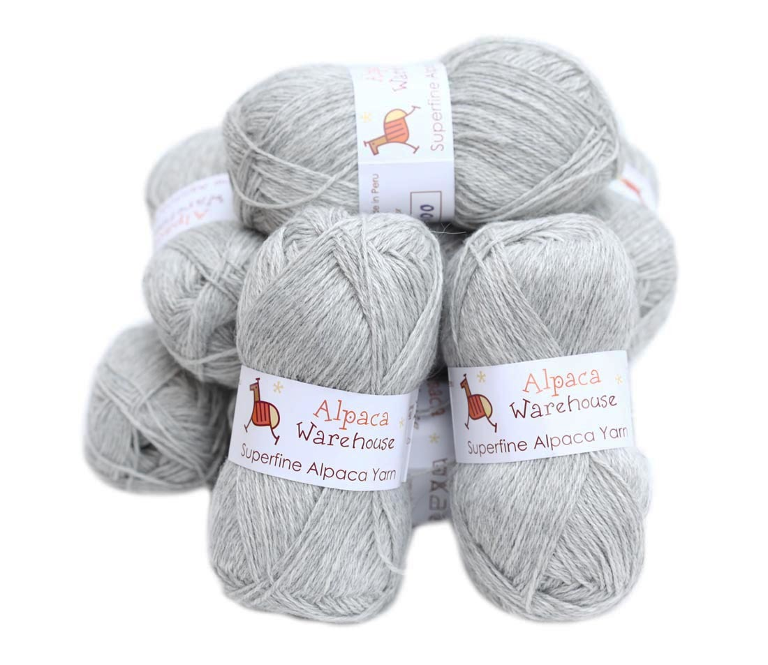 Knitting Warehouse Shipping : Alpaca knitting yarn fingering skeins by putuco it ebay