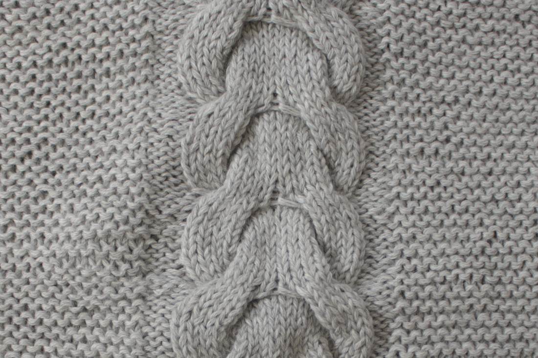 Hand knitted Alpaca Wool Decorative Cable Throw Pillow Cover Cushion Case eBay