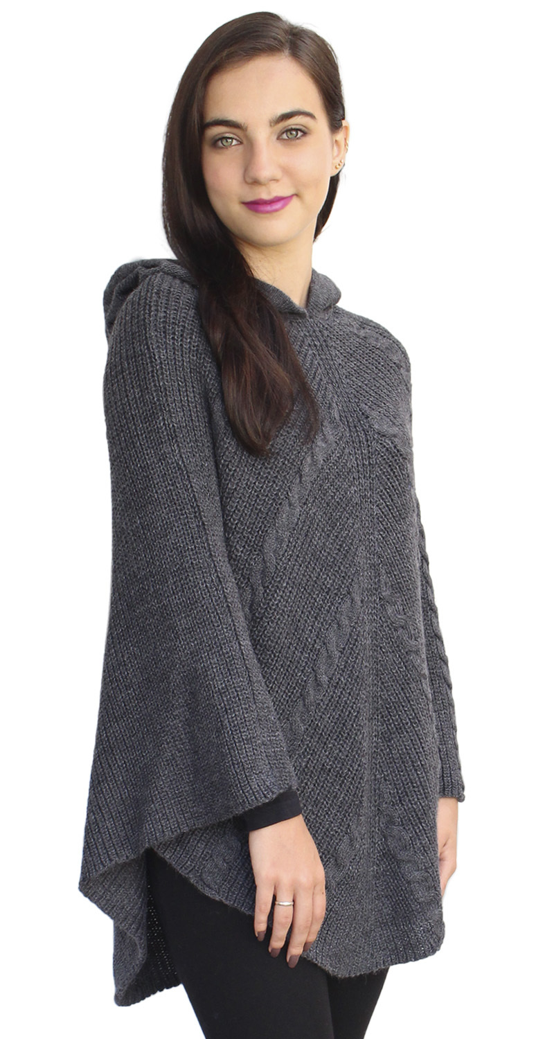 Shop our Collection of Women's Poncho Sweaters at report2day.ml for the Latest Designer Brands & Styles. FREE SHIPPING AVAILABLE!