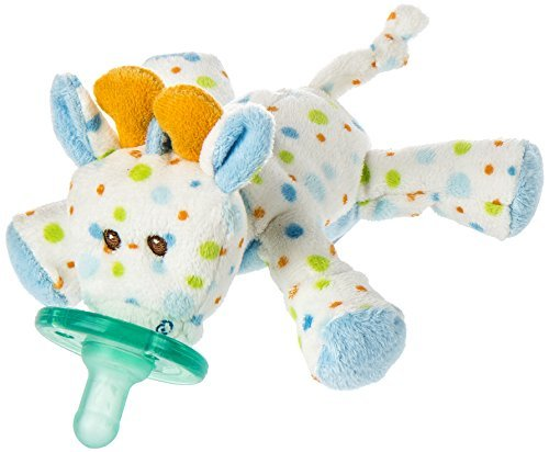 Mary-Meyer-WubbaNub-Infant-Baby-Soothie-Pacifier-You-Choose-Animal