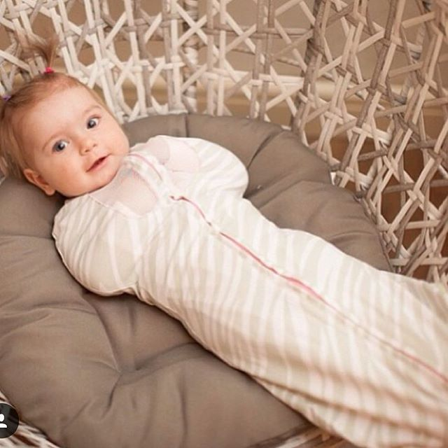 Customer Returned Woombie Air Baby Swaddle Choose Color /& Size