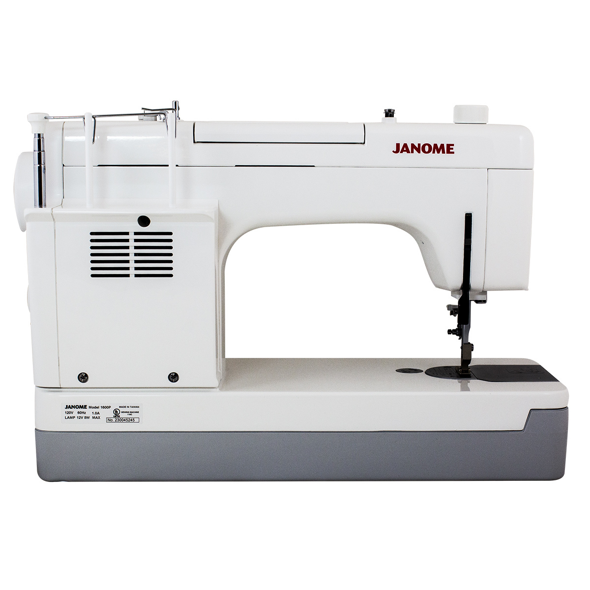 Janome 1600P-QC High Speed Sewing & Quilting Machine w/ Exclusive ...