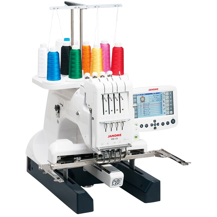 janome commercial embroidery machine