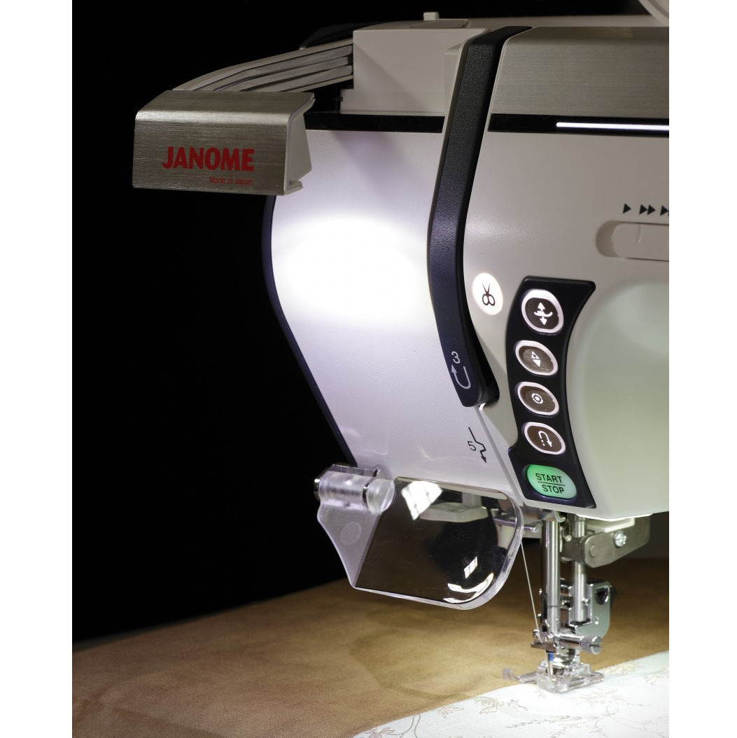 janome mc12000 sewing machine