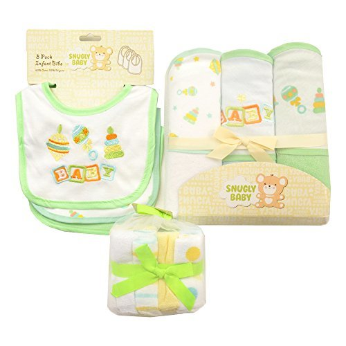 Baby Gift Bath Sets : Baby girl bath essentials pieces layette gift set