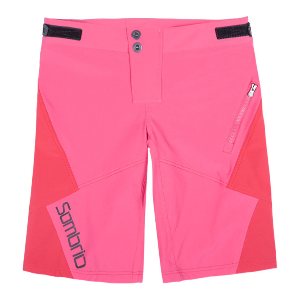 Sombrio Drift Women's Mountain Bike  Mtb Baggy Cycling Shorts Pink Size L New  supply quality product