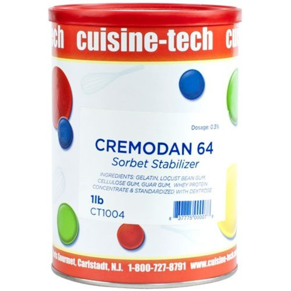 Pastry One Sorbet Stabilizer - Cremodan 64 - 1 can, 1 lb at Sears.com