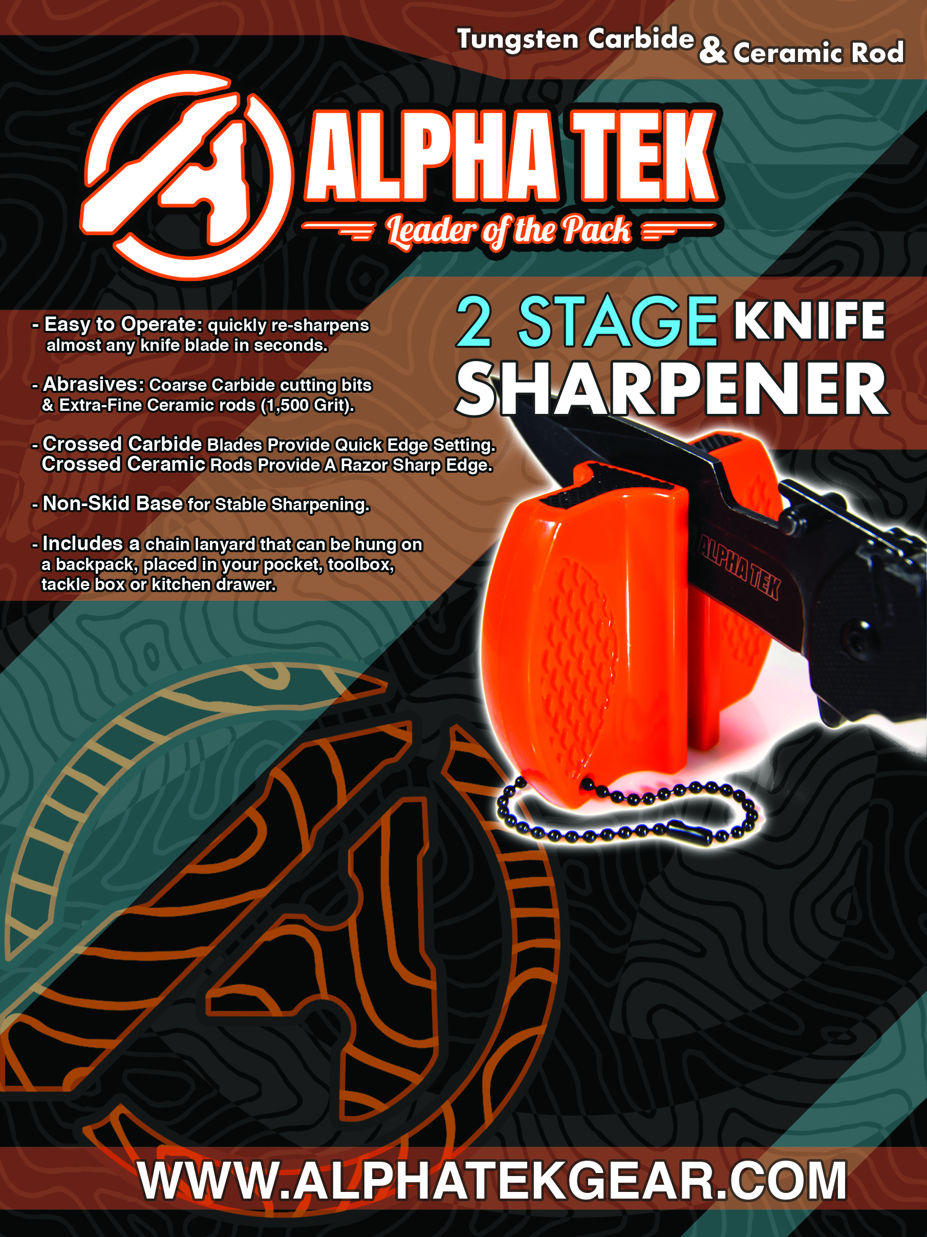 how to use a ceramic rod knife sharpener