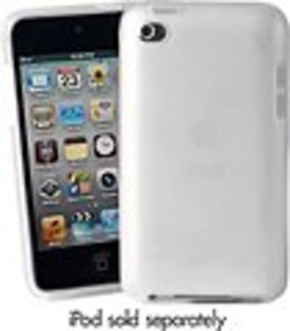 Init Gel Shell Case for 4th-Generation Apple iPod touch - Clear