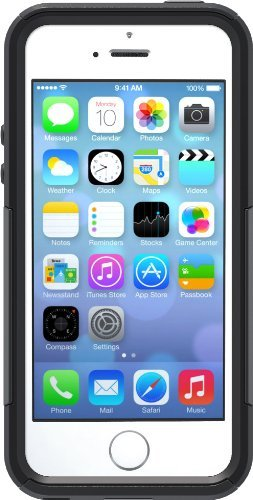 OtterBox Commuter Series Case for iPhone 5s (Black)