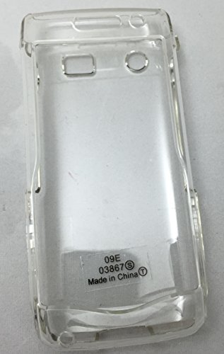 Blackberry 9100 Clear 2 Piece Shell