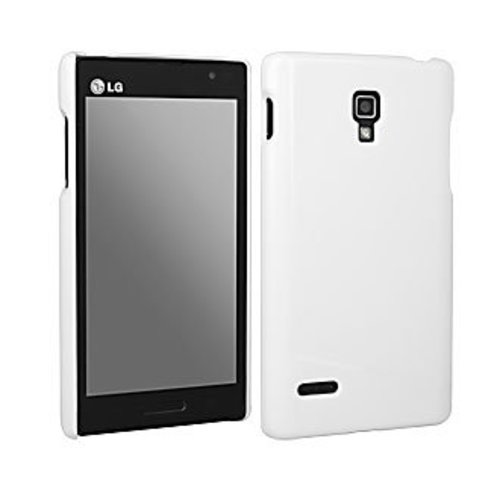 TECH21 D30 Impact Mesh Skin Case Cover for LG Optimus L9 - White (Retail Packaging)