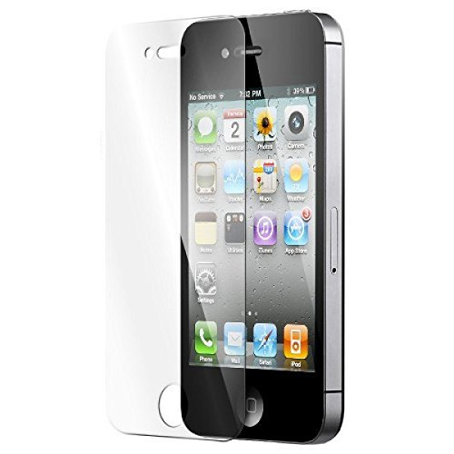 AT&T - Apple iPhone 4/4S Screen Protector, 3 Pack (Lot of 5). 74200