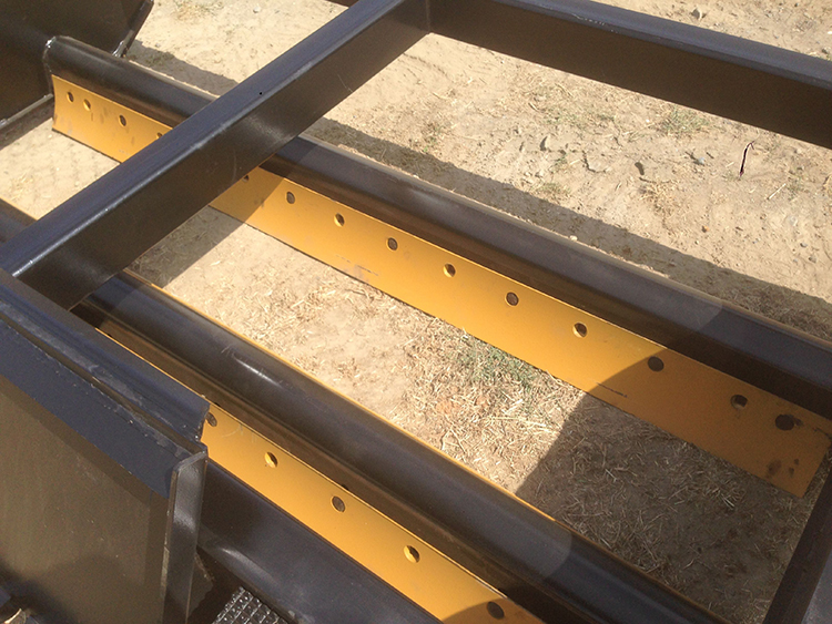 Grader Attachment For Bobcat Amp All Quick Attach Skid Steer