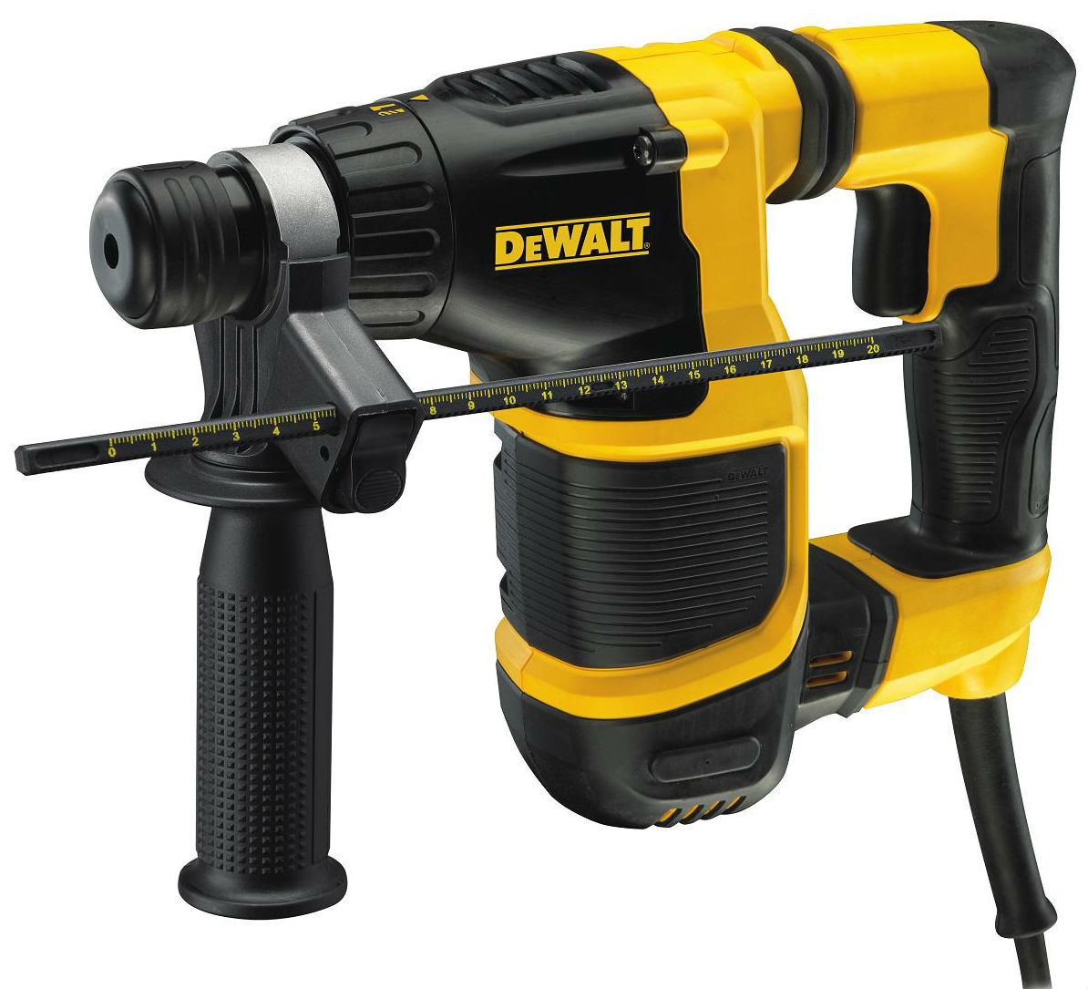 dewalt 3 4 corded sds rotary hammer drill ebay. Black Bedroom Furniture Sets. Home Design Ideas