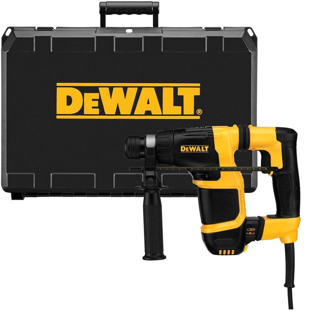 dewalt 3 4 corded sds rotary hammer drill. Black Bedroom Furniture Sets. Home Design Ideas