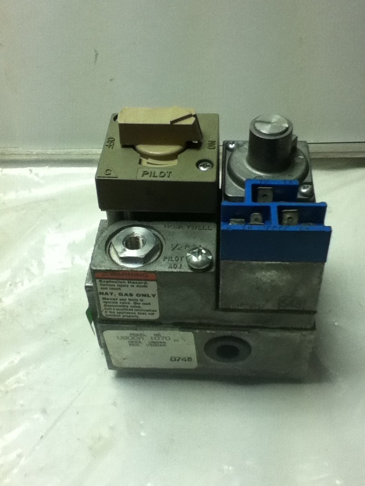 how to clean a honeywell solenoid valve