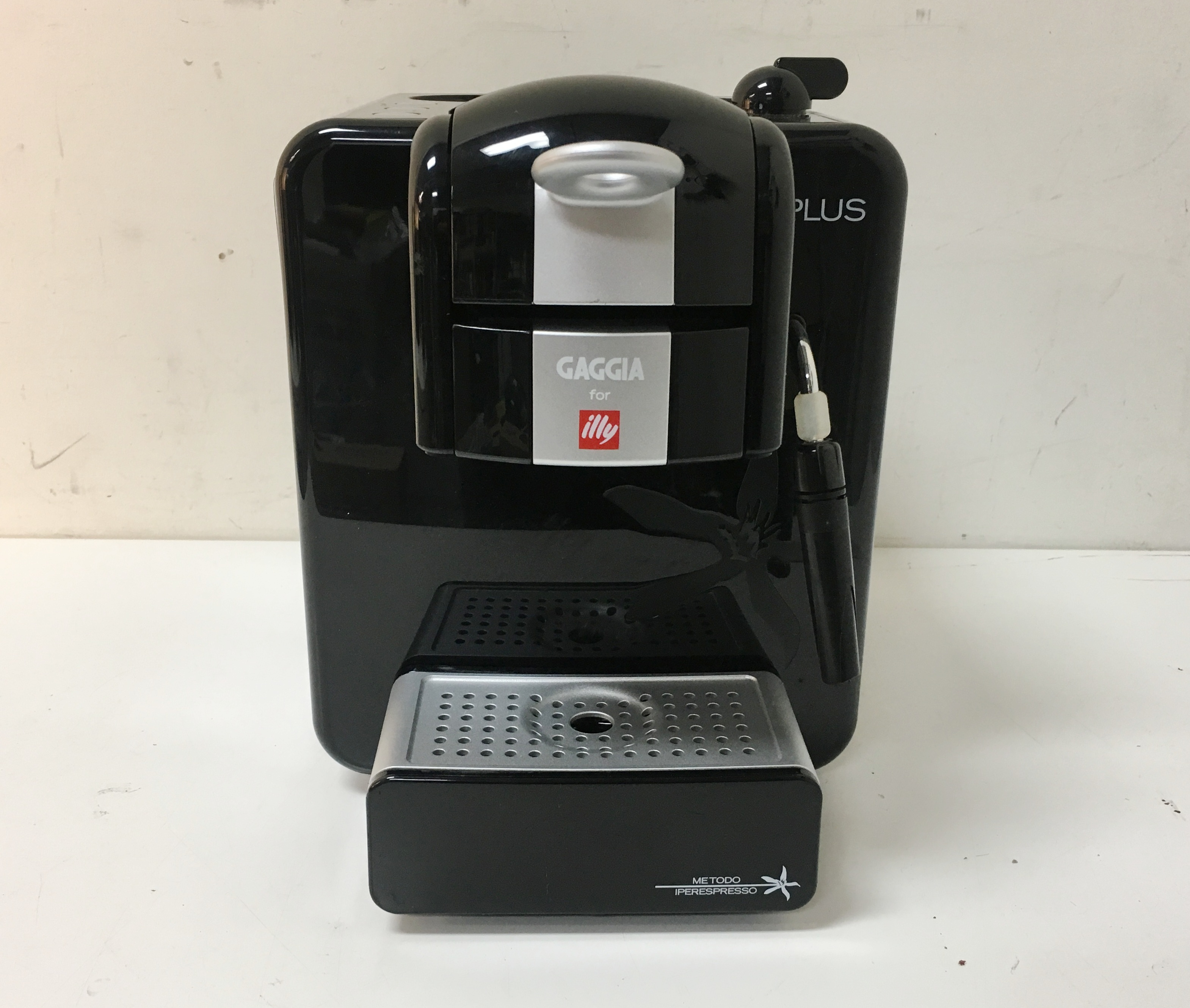 how to cancel sings in gaggia espresso machine