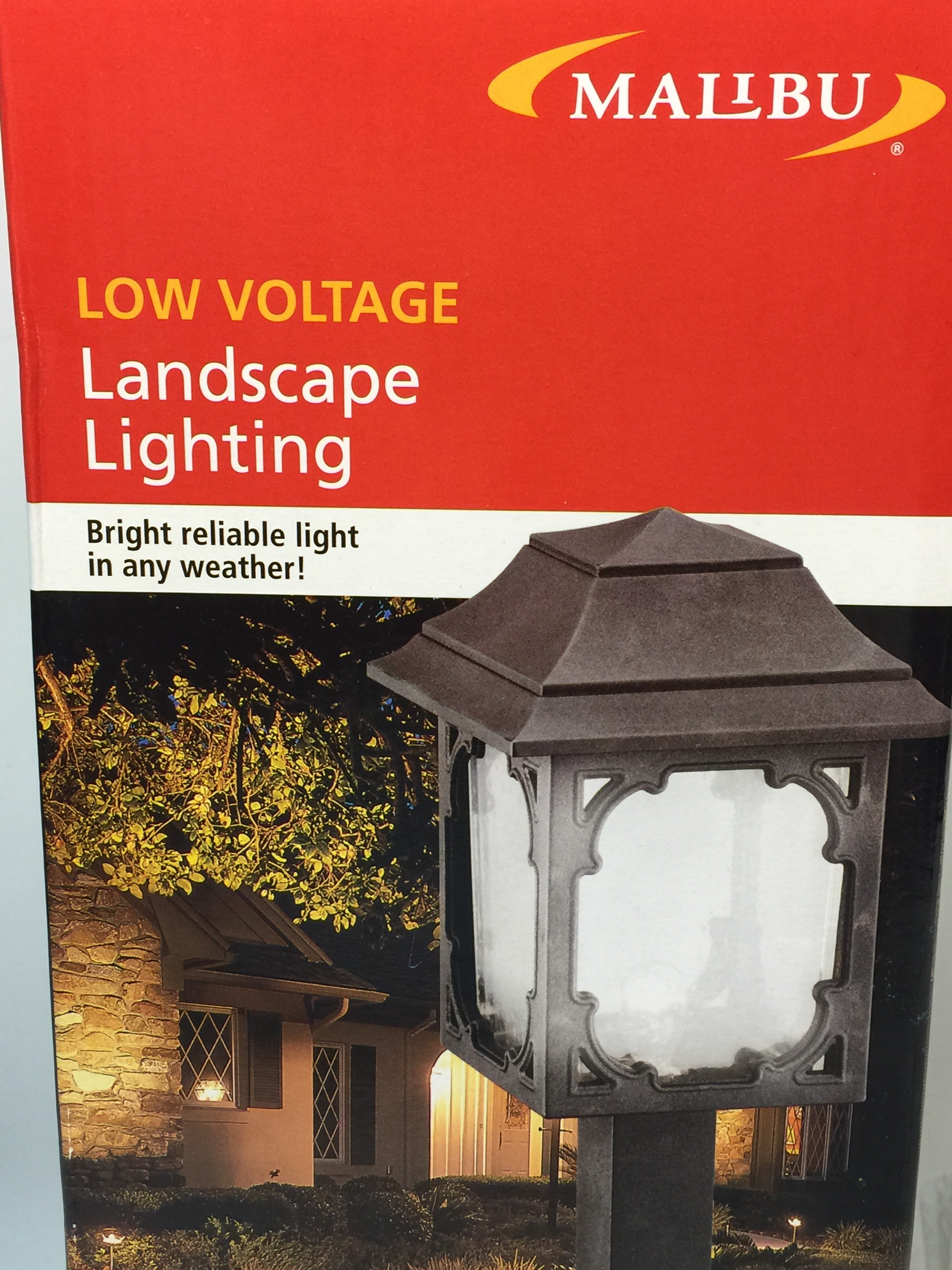 Low Voltage Landscape Lighting Images : Malibu low voltage landscape lighting watt model cl ob