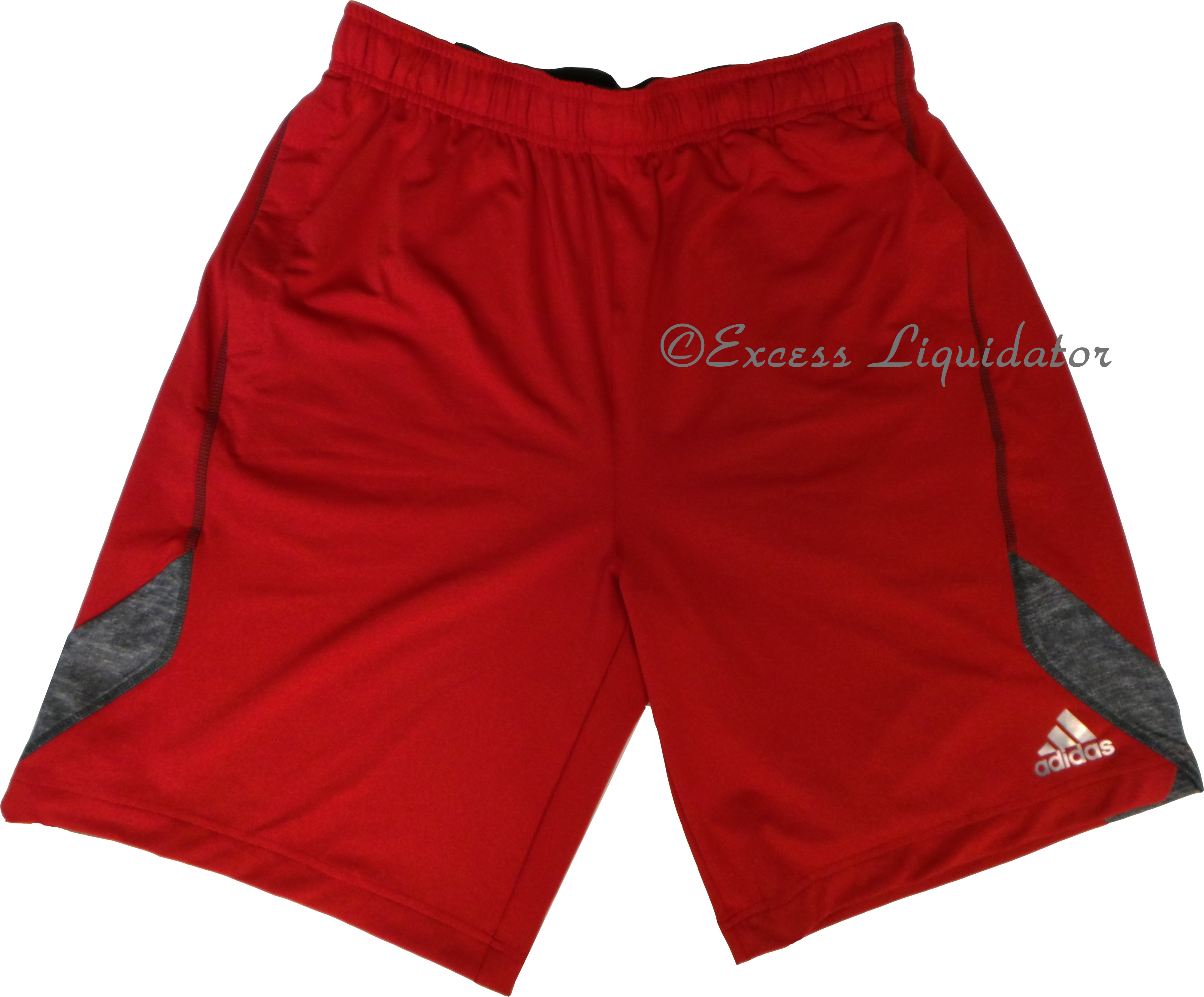 adidas men 39 s climalite ultimate sc athletic gym shorts ebay. Black Bedroom Furniture Sets. Home Design Ideas