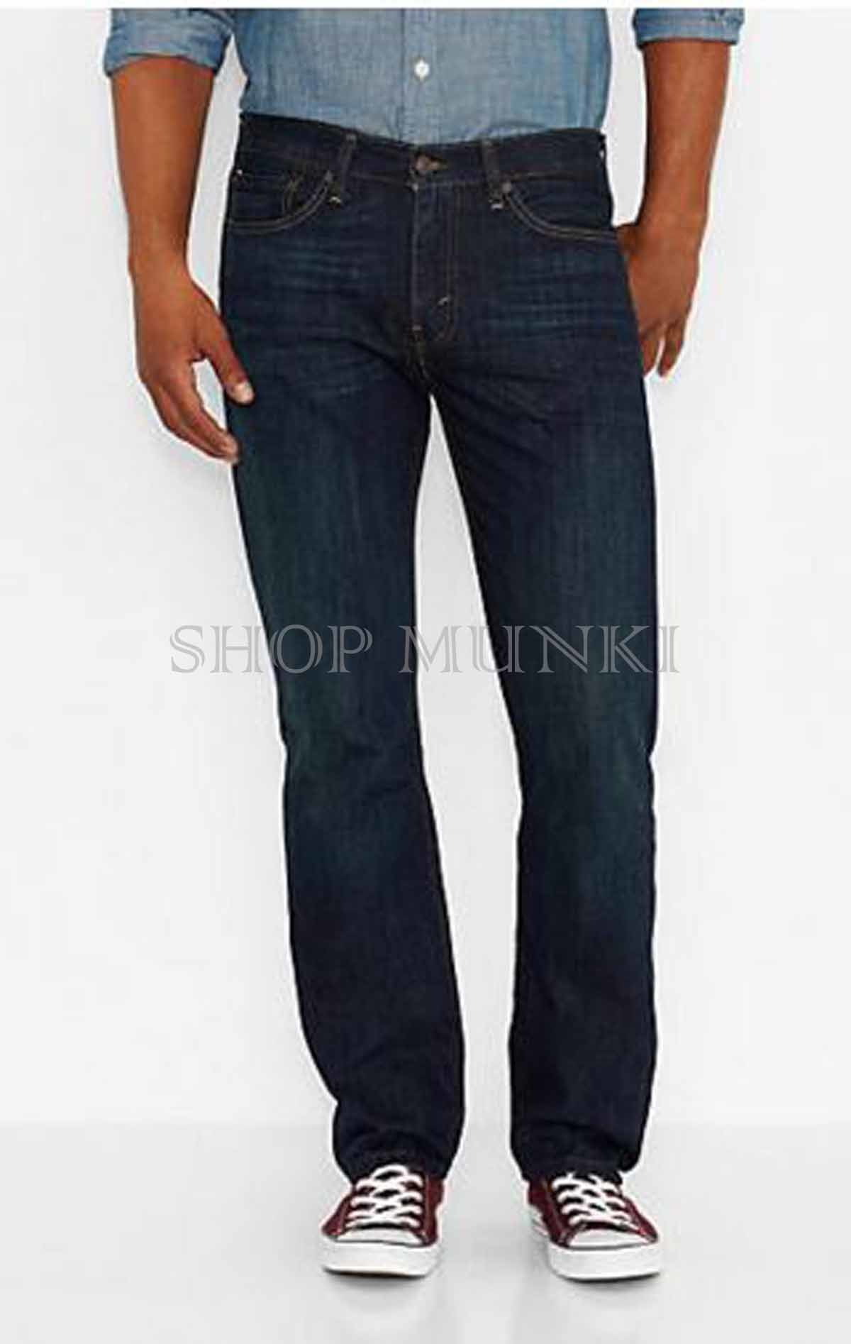 Levi's 514 Men's Regular Fit Straight Leg Comfort Stretch ...
