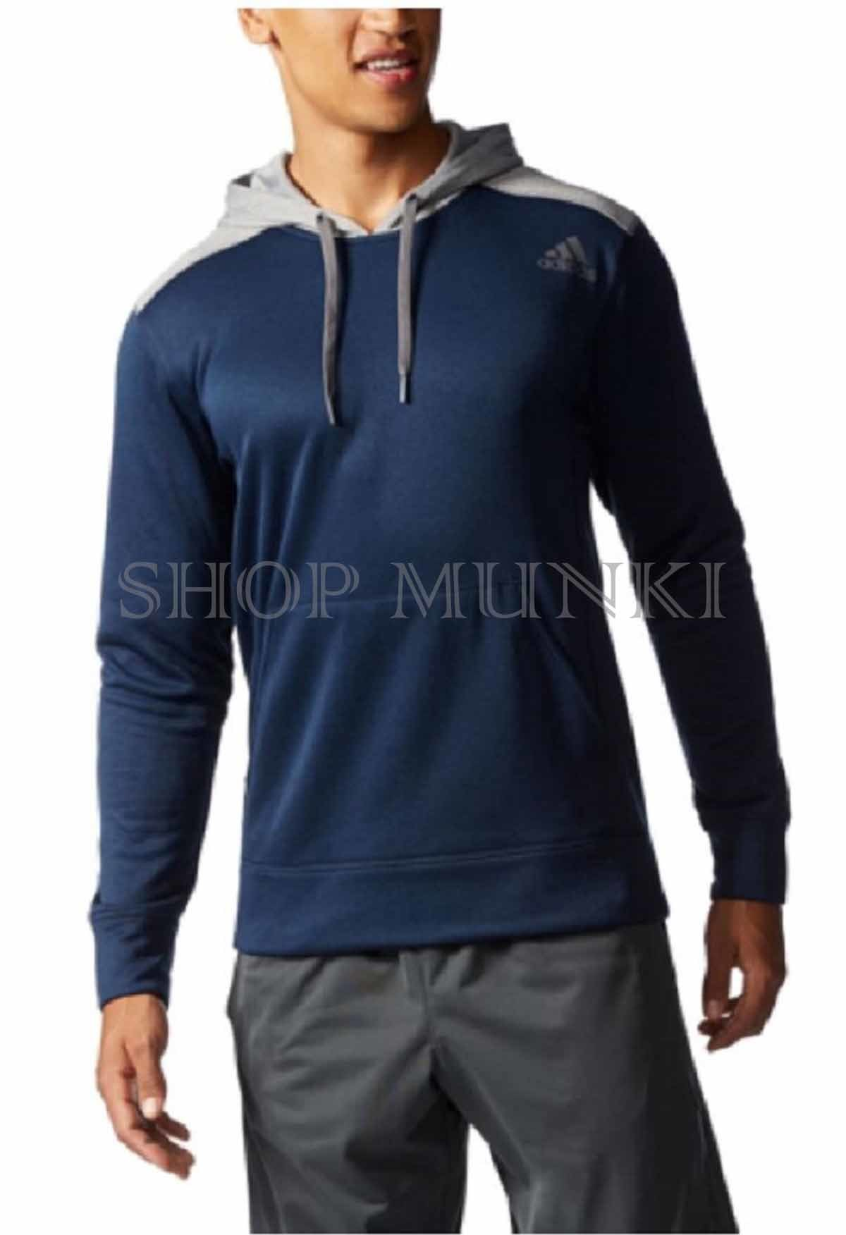 adidas men 39 s ultimate pullover hoodie with climawarm. Black Bedroom Furniture Sets. Home Design Ideas