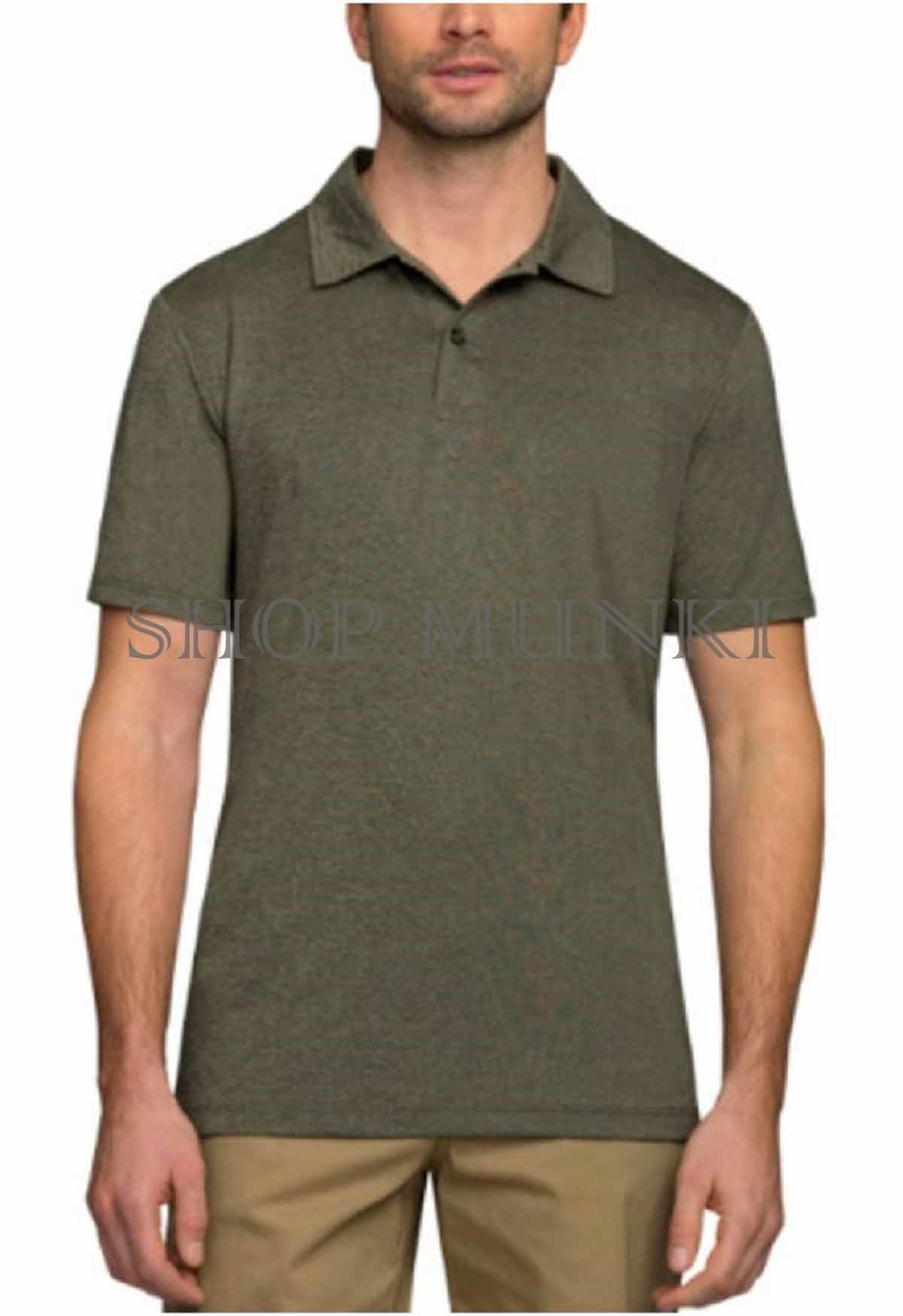 32 degrees cool men 39 s short sleeve polo shirt for Cool mens polo shirts