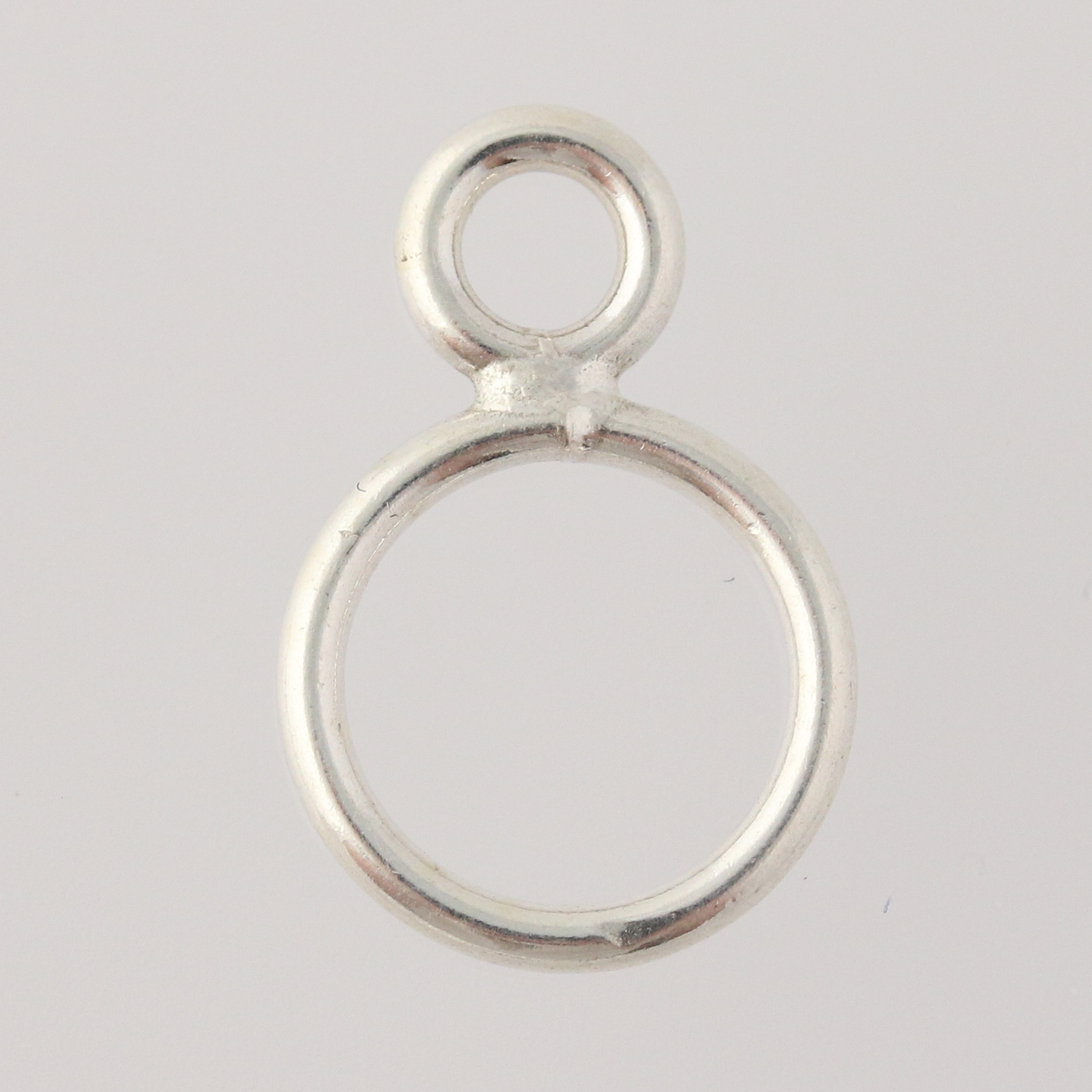 new ring toggle clasp sterling silver jewelry findings