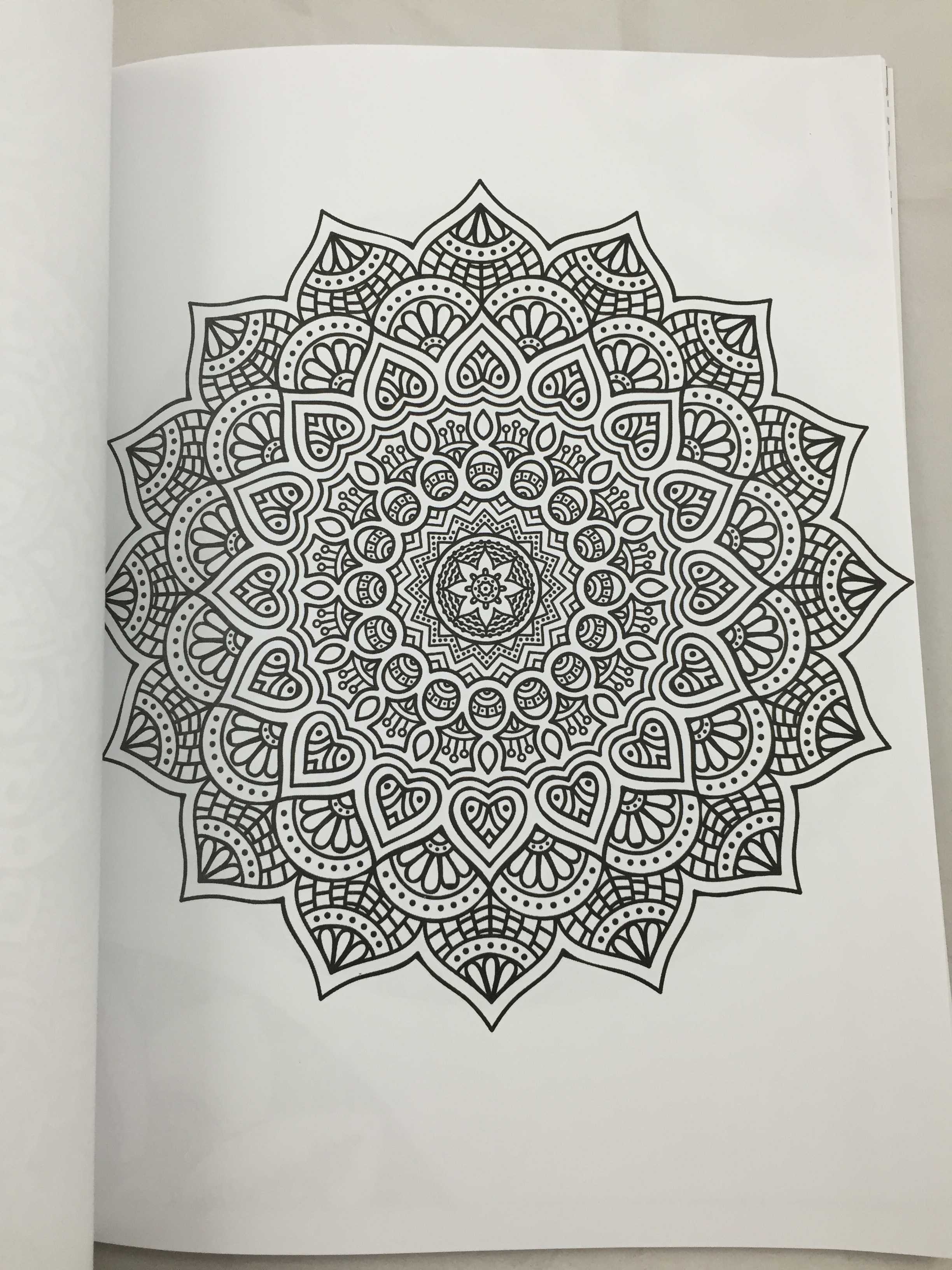 Coloring book for adults ebay - Art Therapy Adult Coloring Book Mandalas And More